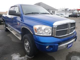 Used 2007 Dodge Ram 2500 LARAMIE MEGA CAB for sale in Fort Erie, ON