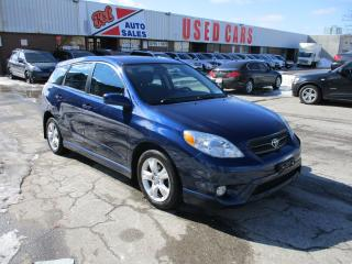 Used 2005 Toyota Matrix XR ~ AWD ~ LOW KM ~ MUST SEE for sale in Toronto, ON
