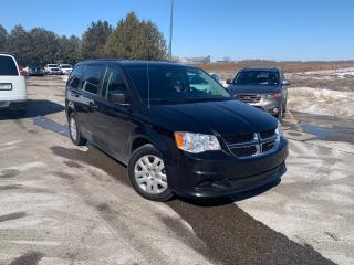 Used 2017 Dodge Grand Caravan SXT Stow N Go for sale in Waterloo, ON