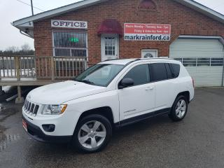 Used 2011 Jeep Compass North Edition 4x4 Remote Start for sale in Bowmanville, ON