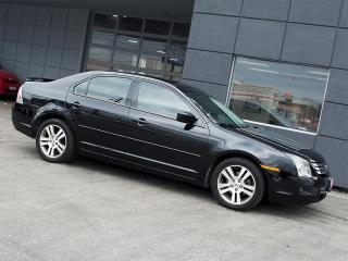 Used 2007 Ford Fusion SE|AUTO|ALLOYS|SPOILER for sale in Toronto, ON