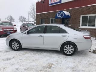 Used 2009 Toyota Camry Hybrid for sale in Kingston, ON