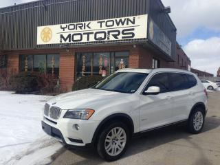 Used 2011 BMW X3 28i/Nav/BackCam/Moonroof for sale in North York, ON