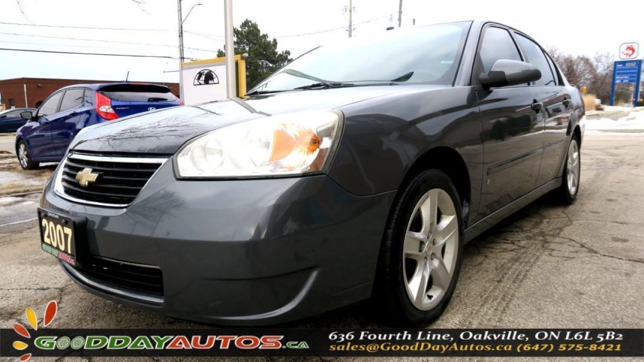 2007 Chevrolet Malibu LT|No Accident|Certified