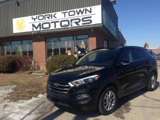 Used 2016 Hyundai Tucson Luxury/LDA/BSM/BackCam/Nav/PanoRoof for sale in North York, ON