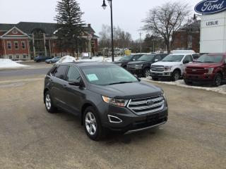 Used 2017 Ford Edge SEL | AWD | Accident Free | Bluetooth for sale in Harriston, ON