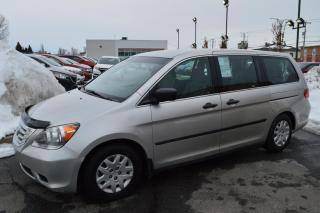 Used 2009 Honda Odyssey LX VENDU for sale in Longueuil, QC
