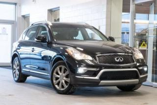 Used 2016 Infiniti QX50 AWD Luxury for sale in Montréal, QC