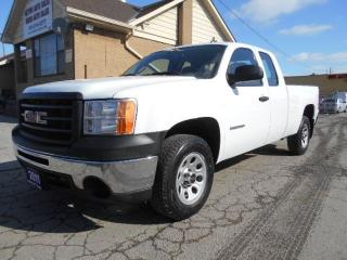 Used 2011 GMC Sierra 1500 WT Extended Cab 6.5Ft 4.3L V6 Certified 163,000KM for sale in Rexdale, ON