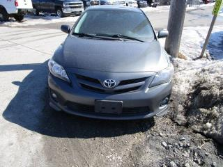 Used 2011 Toyota Corolla S for sale in Cookstown, ON