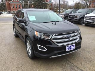 Used 2016 Ford Edge Titanium | AWD | One Owner | Bluetooth for sale in Harriston, ON