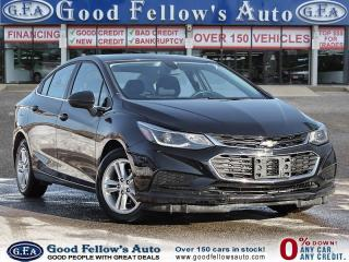 Used 2017 Chevrolet Cruze Special Price Offer...! for sale in Toronto, ON