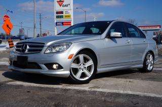 Used 2010 Mercedes-Benz C-Class AWD C 300 4MATIC Mint! for sale in Scarborough, ON