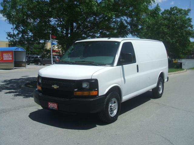 2013 Chevrolet Express 2500 HEAVY DUTY
