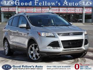 Used 2016 Ford Escape TITANIUM MODEL, LEATHER SEATS, NAVI, POWER SEATS for sale in Toronto, ON
