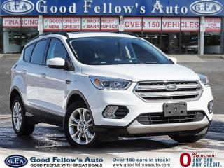 Used 2018 Ford Escape SEL MODEL, LEATHER SEATS,PANORAMIC ROOF, NAVI, 4WD for sale in Toronto, ON