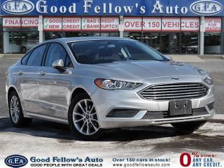 Used 2017 Ford Fusion SE MODEL, REARVIEW CAMERA, HEATED SEATS, SUNROOF for sale in Toronto, ON