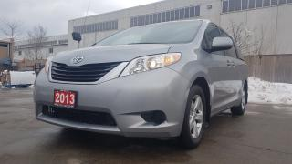 Used 2013 Toyota Sienna LE, Car proof, Clean, Certify,3 years warranty ava for sale in Toronto, ON