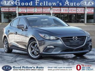 Used 2014 Mazda MAZDA3 GX MODEL, SKYACTIV, ALLOY WHEEL for sale in Toronto, ON