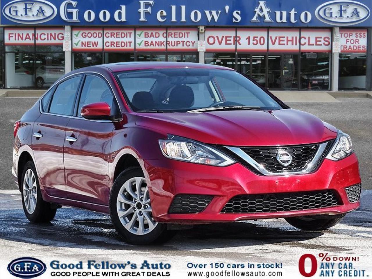 2017 Nissan Sentra SV MODEL, SUNROOF, REARVIEW CAMERA, HEATED SEATS