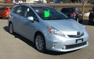 Used 2012 Toyota Prius v for sale in Duncan, BC