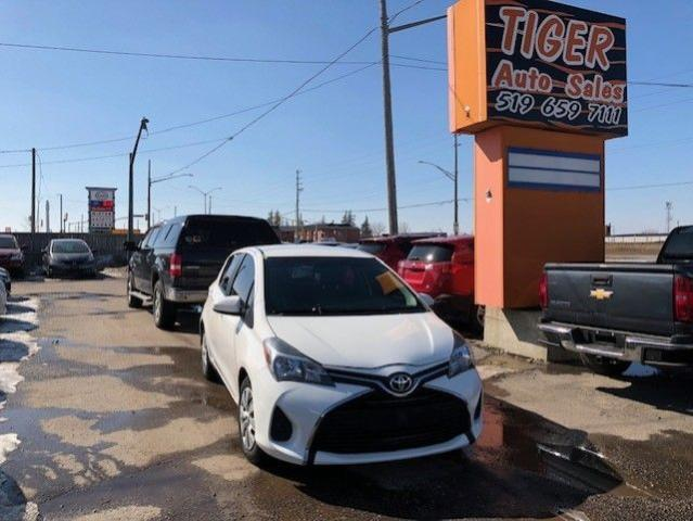 2015 Toyota Yaris LE**GREAT ON FUEL**AUTOMATIC**CERTIFIED