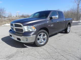 Used 2014 RAM 1500 CREW CAB 4X4 BIG HORN for sale in Brantford, ON