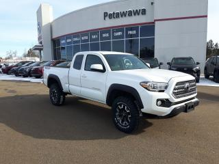 Used 2016 Toyota Tacoma TRD Off Road for sale in Pembroke, ON