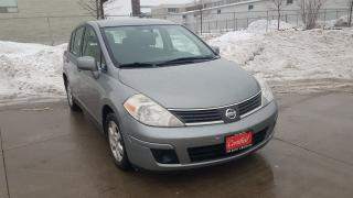 Used 2008 Nissan Versa Auto, 4door, Low K, Certify, 3/Years warranty avai for sale in Toronto, ON