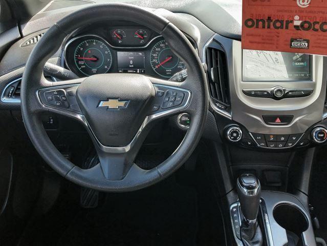 2017 Chevrolet Cruze