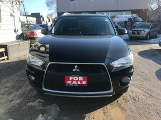Used 2010 Mitsubishi Outlander GT for sale in Hamilton, ON