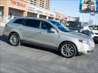 Used 2011 Lincoln MKT ECOBOOST|NAVI|REACAM|PANOROOF for sale in Toronto, ON