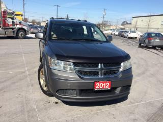 Used 2012 Dodge Journey 7 Pass, 4 Door, Automatic, 3/Y warranty available for sale in Toronto, ON