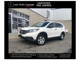 Used 2014 Honda CR-V LX AWD, HEATED SEATS, BACK-UP CAMERA, BLUETOOTH! for sale in Orleans, ON