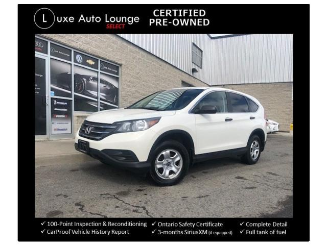 2014 Honda CR-V LX AWD, HEATED SEATS, BACK-UP CAMERA, BLUETOOTH!