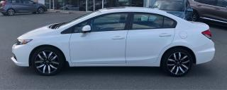 Used 2013 Honda Civic Touring for sale in Duncan, BC