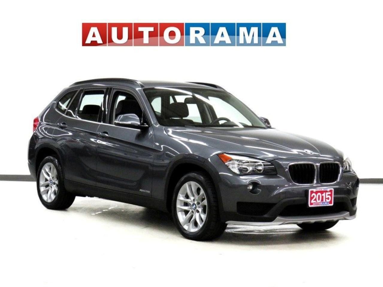 2015 BMW X1 xDrive28i NAVIGATION LEATHER SUNROOF AWD