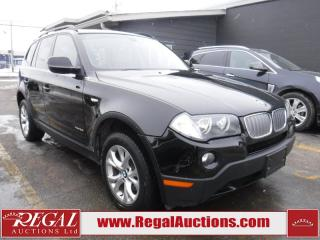 Used 2010 BMW X3 XDRIVE28I 4D Utility AWD for sale in Calgary, AB