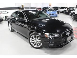 Used 2015 Audi A4 2.0T   S-LINE   1-OWNER for sale in Vaughan, ON