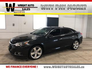 Used 2014 Chevrolet Malibu LTZ|SUNROOF|NAVIGATION|LEATHER|107,064 KMS for sale in Cambridge, ON