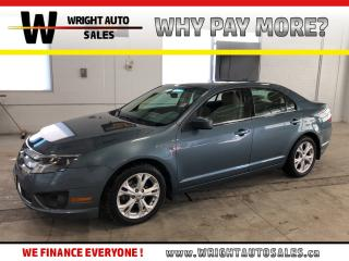 Used 2012 Ford Fusion SE LOW MILEAGE SUNROOF 45,741 KMS for sale in Cambridge, ON