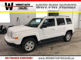 Used 2012 Jeep Patriot Sport|AIR CONDITIONING|CRUISE CONTROL|85,274 KM for sale in Cambridge, ON