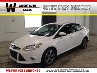 Used 2014 Ford Focus SE|LOW MILEAGE|BLUETOOTH|53,015 KMS for sale in Cambridge, ON