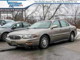 Used 2004 Buick LeSabre Limited -  - Air - Tilt for sale in Toronto, ON