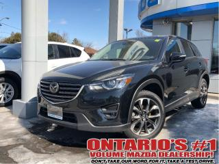 Used 2016 Mazda CX-5 GT-AWD,NAV,TECH PKG/1.99%,C.P.O!!! for sale in Toronto, ON