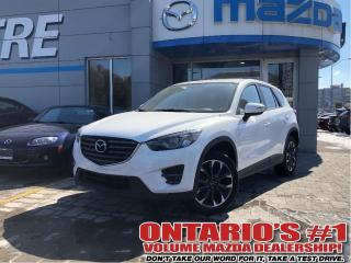 Used 2016 Mazda CX-5 GT-AWD,BACKUP CAM,LEATHER SEATING/1.99%.C.P.O!!! for sale in Toronto, ON