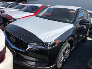 New 2019 Mazda CX-5 GS AWD at for sale in North Vancouver, BC