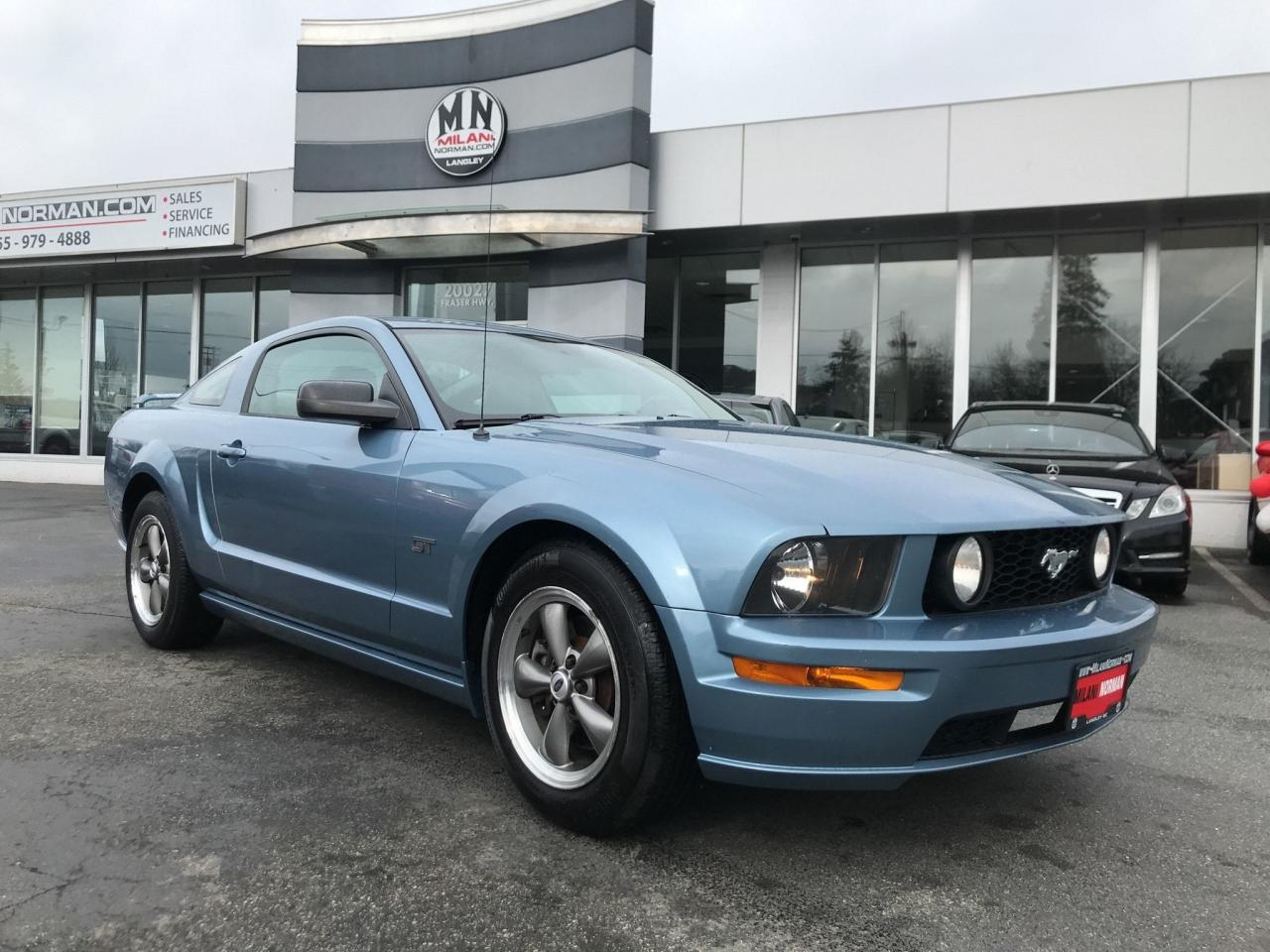 Used 2005 ford mustang gt 4 6l v8 5 speed performance exhaust for sale in langley british columbia carpages ca