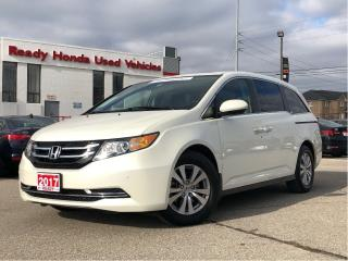Used 2017 Honda Odyssey EX-L Navigation - Leather - Sunroof for sale in Mississauga, ON