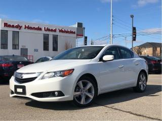 Used 2015 Acura ILX Premium Pkg - Leather - Sunroof for sale in Mississauga, ON